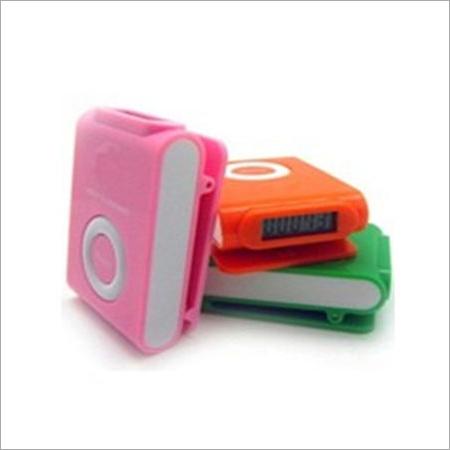 Digital Pocket Pedometer