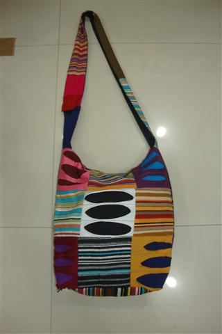 Multicolor Shoulder Bags