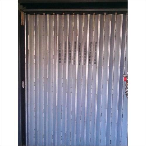 Accordion Elevator Door