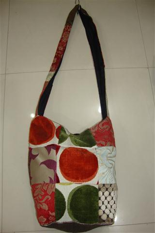 Fabric Carrier Bags