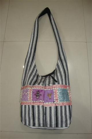 Cotton Sling Bags