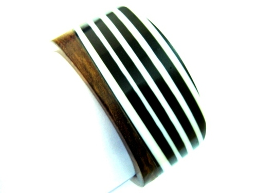 Handmade Wooden Bangle