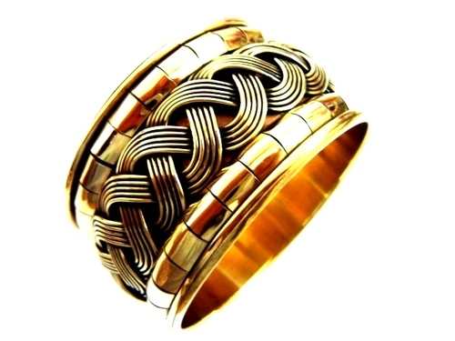 Designer Metal Bangle