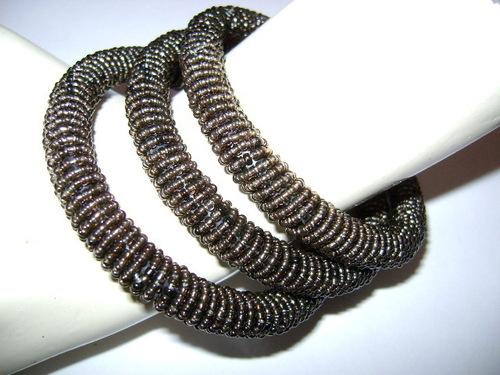Metal Wire Bangle