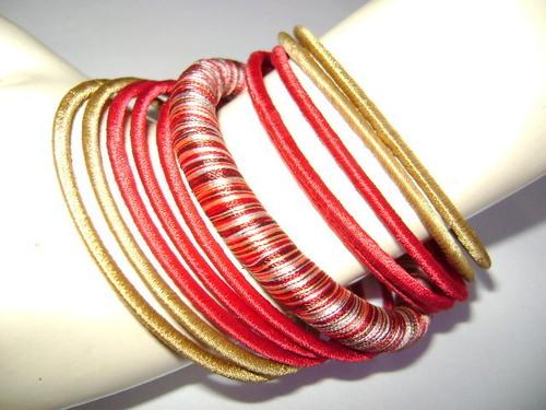 Multicolor Stylish Bangle Set