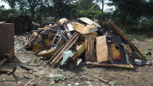 Ship Breaking & Demolition Scrap