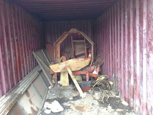 Ship Breaking Scrap
