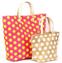 Big Jute Shopping Bag