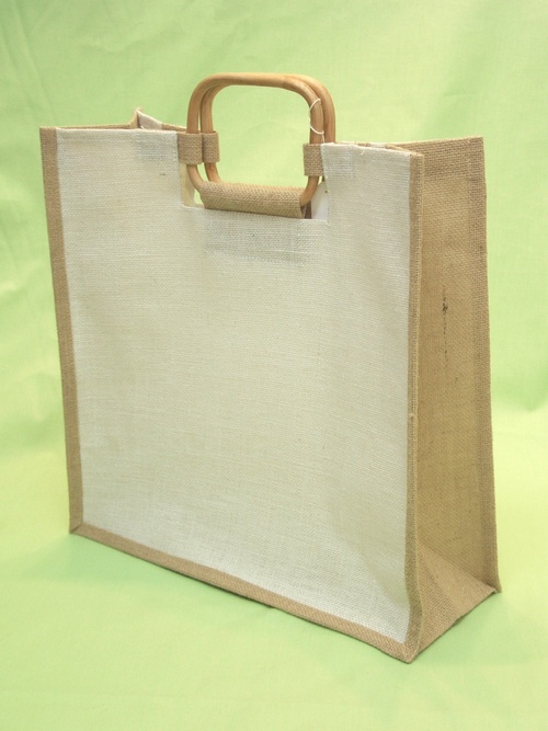 PP Jute Shopping Bag