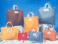 Monogrammed Jute Bags