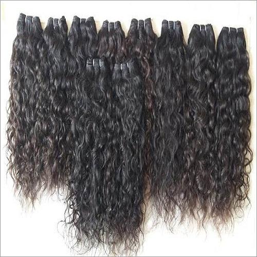 Raw Curly Human Hair