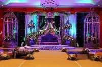 Arabian Wedding Stage
