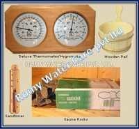 Sauna room Accessories Manufacturers