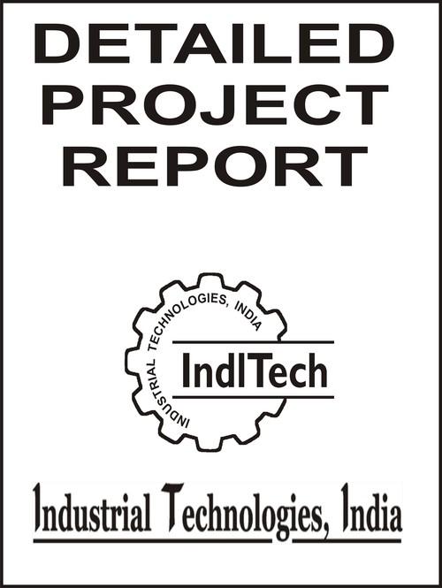 Project Report on Galvanised Iron Sheet [Eiri1432]