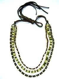 Handmade String Necklace