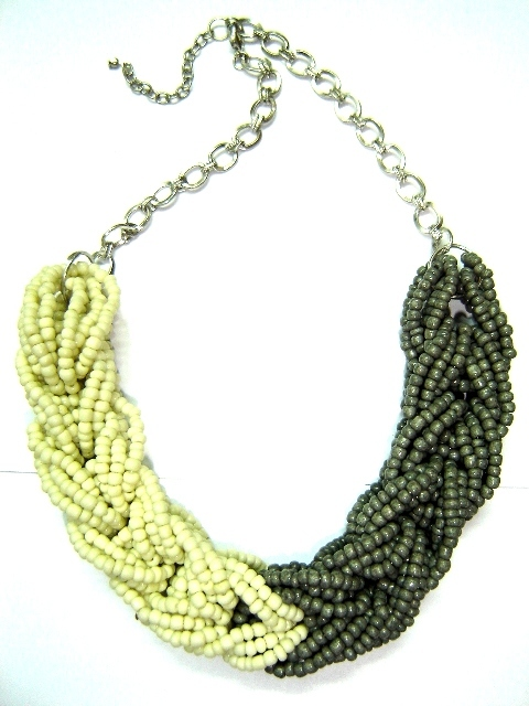 Silk Cord Necklace