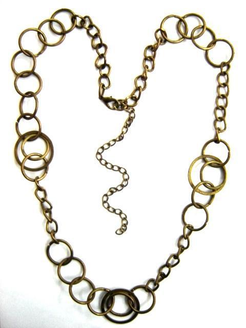 Silk Strand Necklace