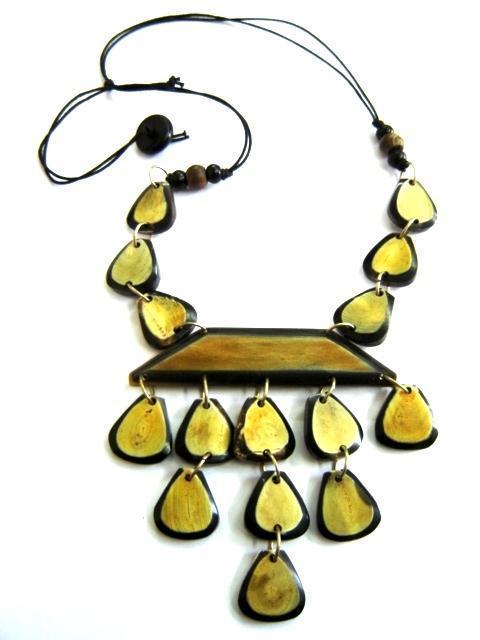 Vintage Agate Necklaces