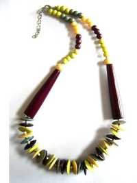 Artificial Beaded Necklace