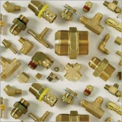 Durable Brass Components