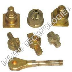 Non Ferrous Brass Forgings