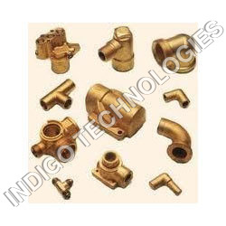 Customized Brass Forgings