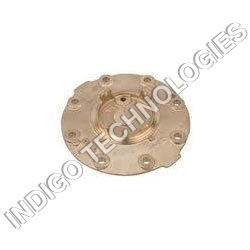 Brass Water Meter Plate