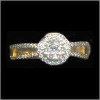 Fashionable Diamond Rings