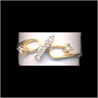 Cluster Diamond Ring