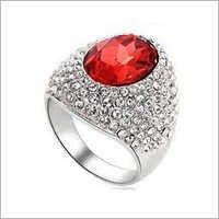 Emerald Diamond Ring