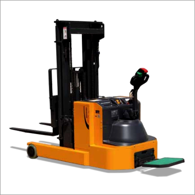 Electric Forklift Truck Walkie Reach Type