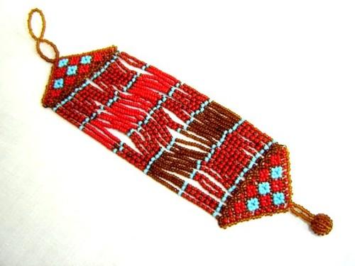 Multi Stripe Bracelet