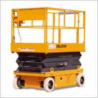 Propelled Elevating Work Platform