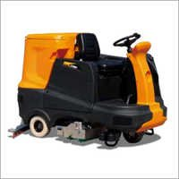 Industrial Scrubber Sweeper