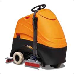 Scrubber Sweeper Machine
