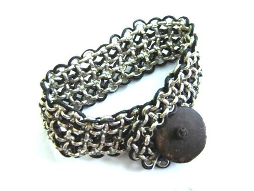 Silver Crystal Bracelets
