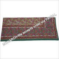 Mughal flower Single Bedsheets