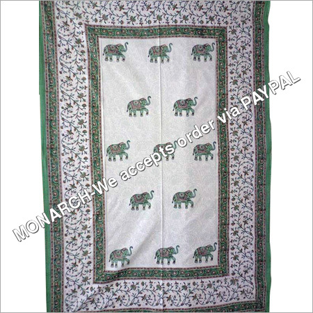 Designer Single Bed Sheet