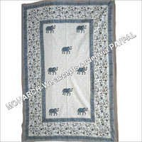 Animal Print Single Bed Sheet