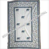 Animal Print Single Bed Sheet