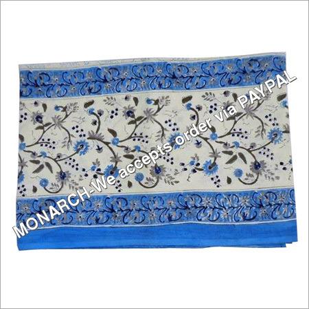 Pink Mughal Single Bedsheets