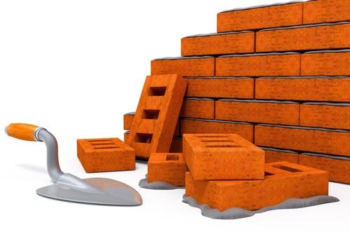 Building Ceramic Bricks