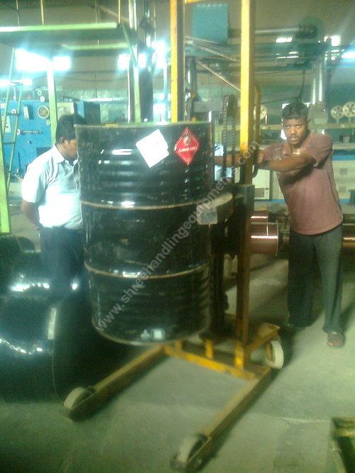 Hydraulic Drum Lift