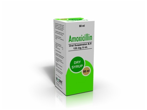 Amoxicillin Oral Suspension B.P