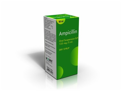Ampicillin Oral Suspension B.P