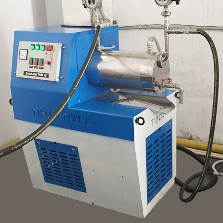 Horizontal Dyno Mill