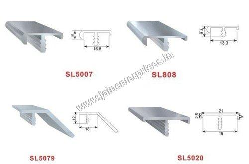 Rubber Profiles For Aluminum Doors