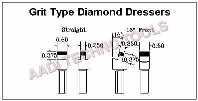 DIAMOND DRESSERS