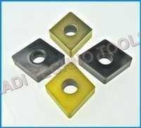 PCD & CBN Coated Inserts