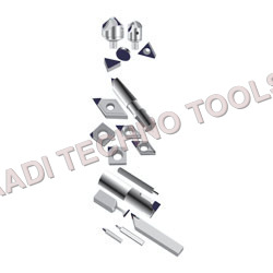 PCD & CBN Cutting Tools